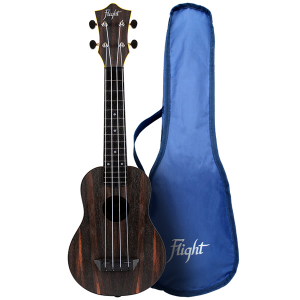 Flight TUS55 Amara Soprano Travel Ukulele