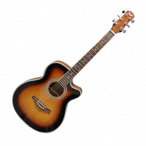Flight F-230 SB Acoustic Guitar