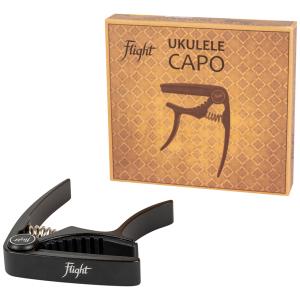 Ukulele Capo Flight FC-BK