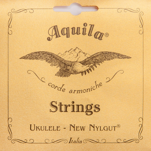 Aquila 15U Tenor Low G Strings Ukulele