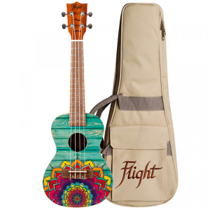 Flight AUC-33 Mansion Concert Ukulele